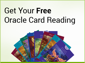Get your free Oracle Card Reading