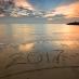 2017 written in sand