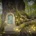A fairy house