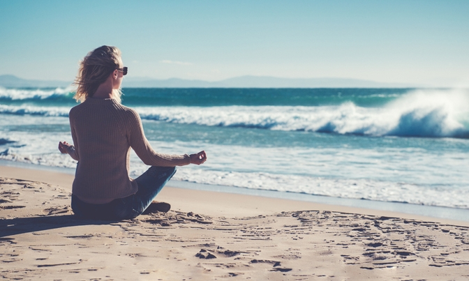 How To Combat Aging And Stress With Meditation