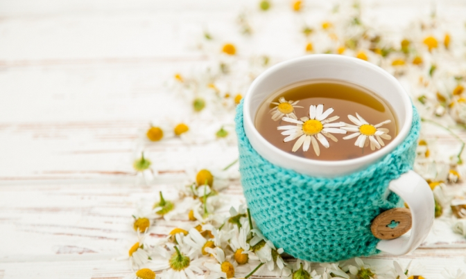 Soothing 5 Foods to Ease Anxiety & Stress