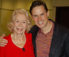 Louise Hay and Robert Holden