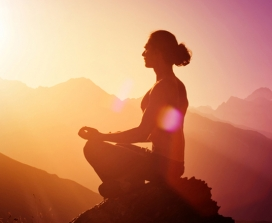 Making Conscious Connection with the Divine through Meditation