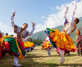 4 Keys To Happiness Discovered In Bhutan