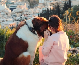 The Energy Exchange We Share With Our Pets