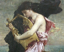 Susan Lander Channels An Ancient Spirit Of Passion
