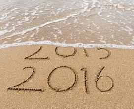 The sea washing away 2015
