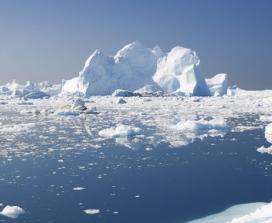 iceberg in the artic