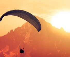 Personal Net Worth paraglider