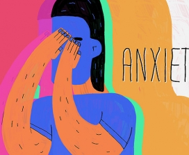 A painting of anxiety