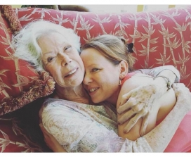 Louise Hay and Ahlea Khadro