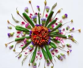 spirituality flower mandala