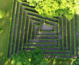 natural maze