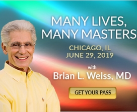 Many Lives, Many Masters with Brian L. Weiss, MD | Chicago, IL | June 29, 2019