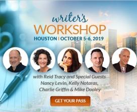 Writer's Workshop | Houston, TX | October 5-6, 2019