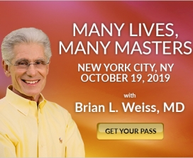 Many Lives, Many Masters with Brian L. Weiss, MD | New York City | June 29, 2019