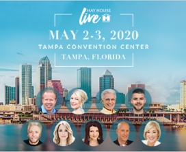 Hay House Live! | Tampa, FL | May 2-3, 2020