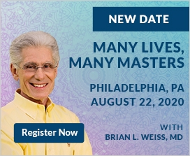 Many Lives, Many Masters with Brian L. Weiss, MD | Philadelphia | August 22, 2020