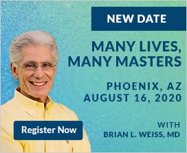 Many Lives, Many Masters with Brian L. Weiss, MD | Phoenix | August 16, 2020