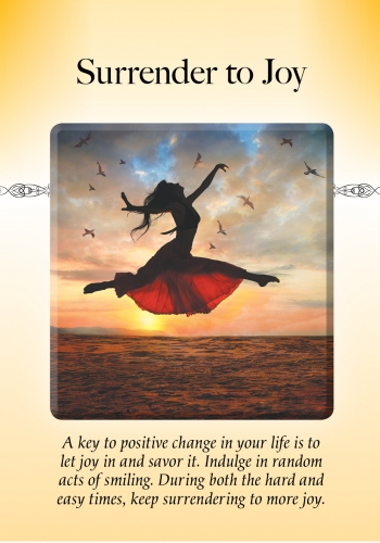 「THE POWER OF SURRENDER CARDS heal your life」的圖片搜尋結果