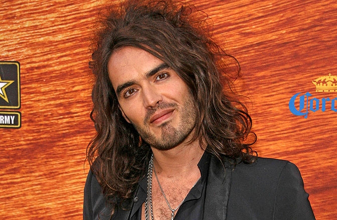 Russell Brand on Atheism, Divinity...and Richard Dawkins