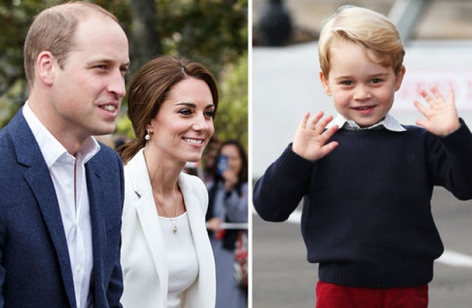 The Numerology of a Future King  - Prince George