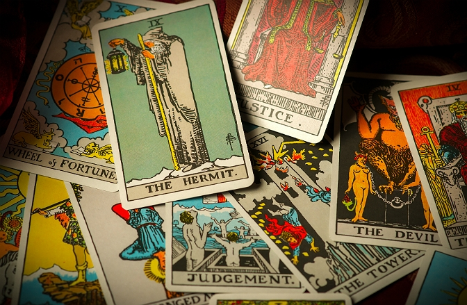 10 Fascinating Facts about Tarot