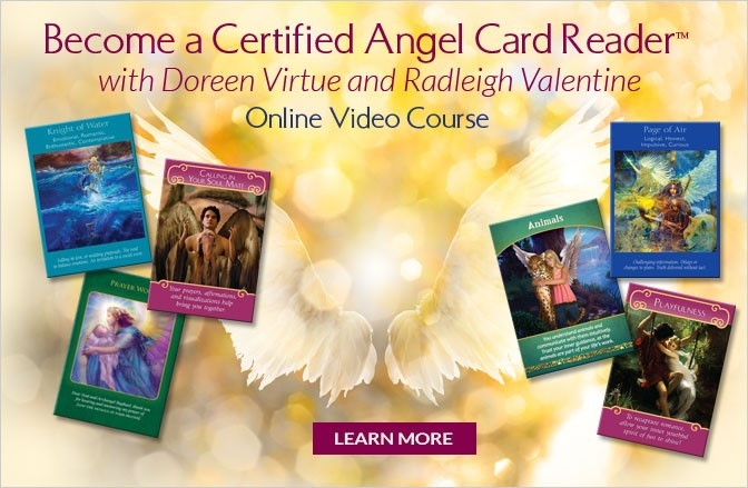 Become A Certified Angel Card Reader Relaunch