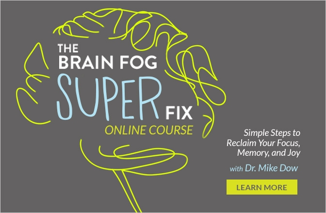 Brain Fog Super Fix Sales Online Course
