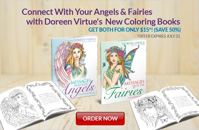 Doreen Coloring Book Bundle 2016