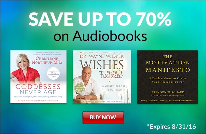Audiobooks special