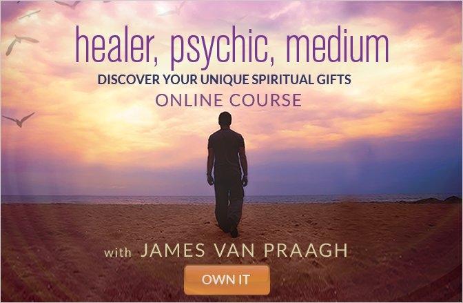 Healer, Psychic, Medium Course Sales