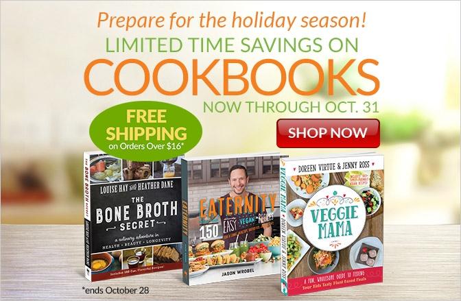 Cookbook Special October
