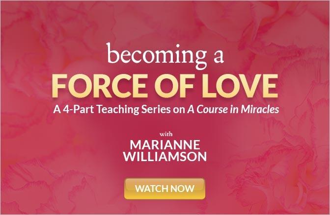 Marianne Williamson relaunch