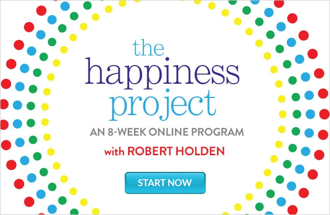 Robert Holden - Happiness Project Sales