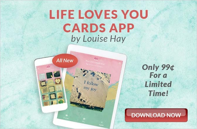 Life Loves You App Banner