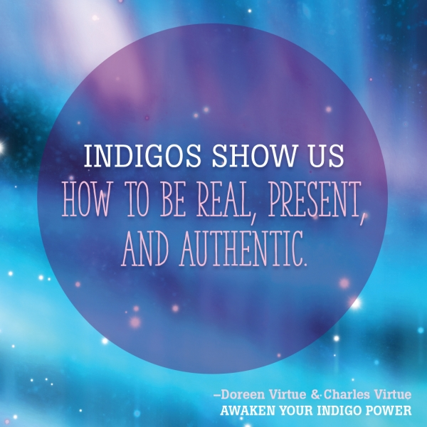 11 Easy Ways To Use Your Indigo Power by Charles Virtue