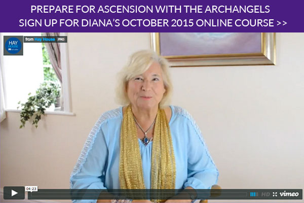 7 Techniques for Archangel Ascension by Diana Cooper