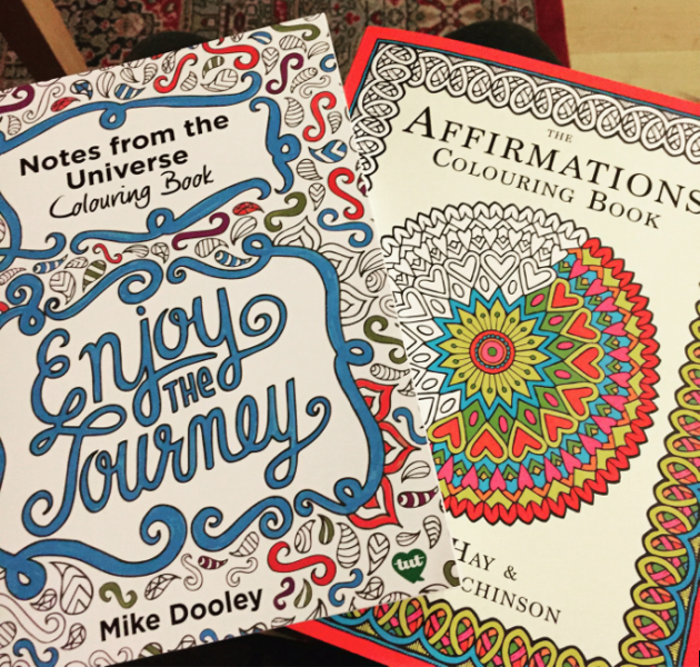 Coloring Is Good For Your Soul By Abby Wynne Healyourlife