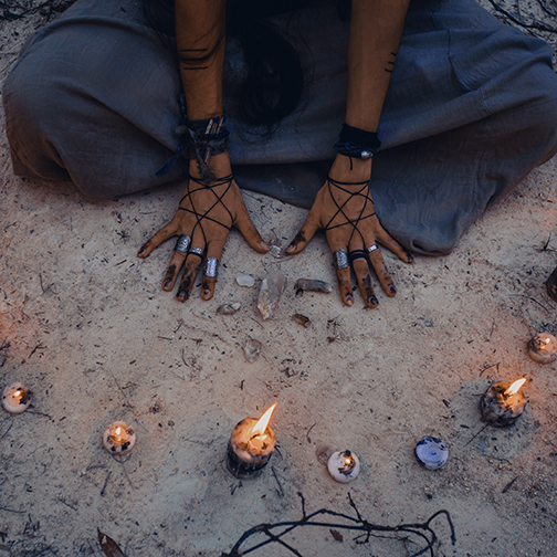 Q&A for New Witches: Witchcraft 101 by Juliet Diaz - HealYourLife