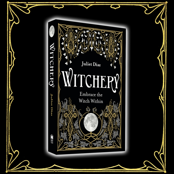 Q&A for New Witches: Witchcraft 101 by Juliet Diaz